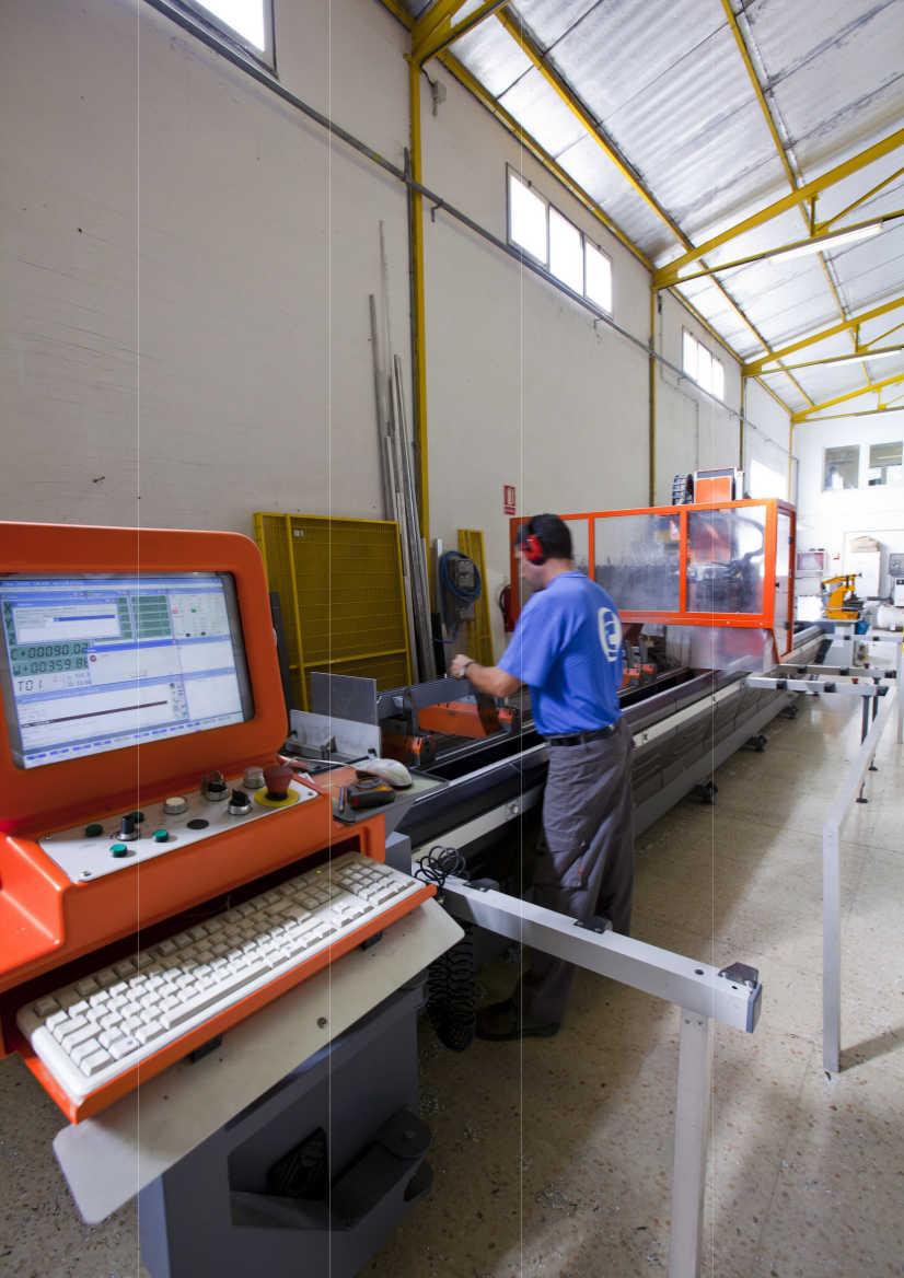 Juan Cuadros, carpintería de aluminio Baleares (Menorca, Mallorca)