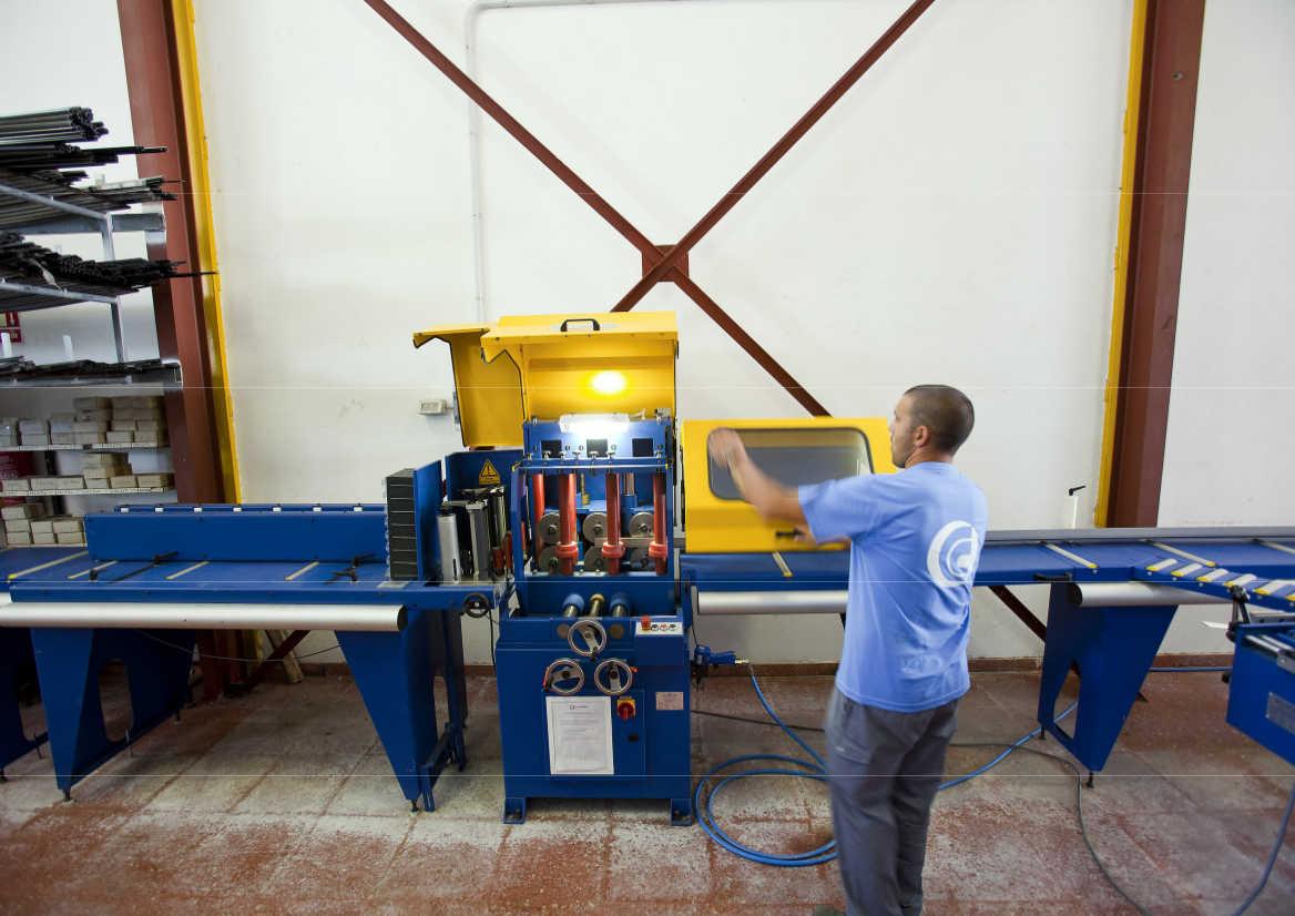Fábrica y carpintería de aluminio en Menorca